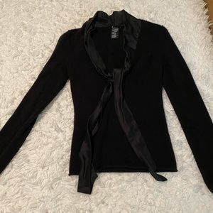 Black Theory Cashmere Long Sleeve